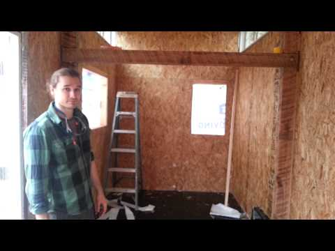 Tiny House Tour - Seth Numrich's Tiny House of SIPs