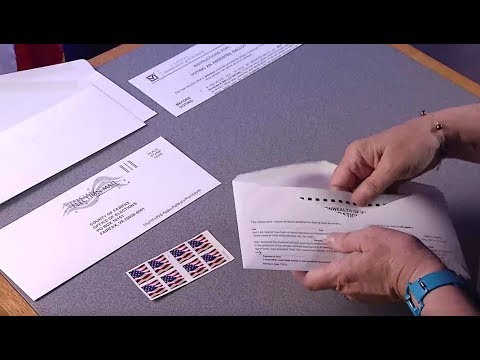 How To Fill Out Your Mail-in Absentee Ballot