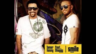 Tamer Hosny & shaggy - smile 2012