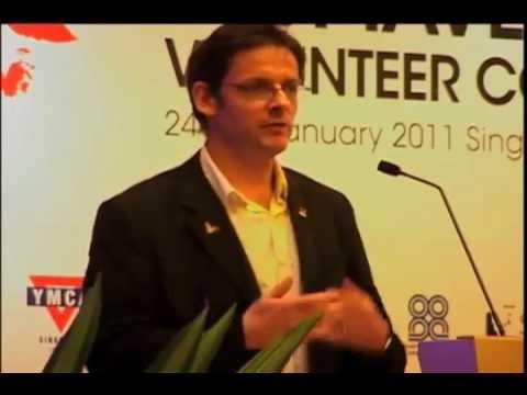 Dr. Steven Howlett - Part 1 Of Mega Volunteering Trends Forum