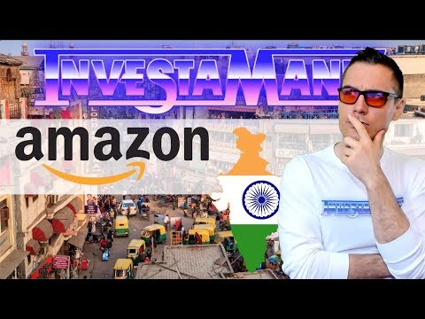 $AMZN Amazon India Expansion! (Stock Market 2019 News Analysis Price)