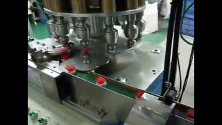 Caps Assembling Machine , MMC Caps Assembling Machine