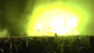 The Chemical Brothers - Hey Boy Hey Girl (live) - Pohoda 2018