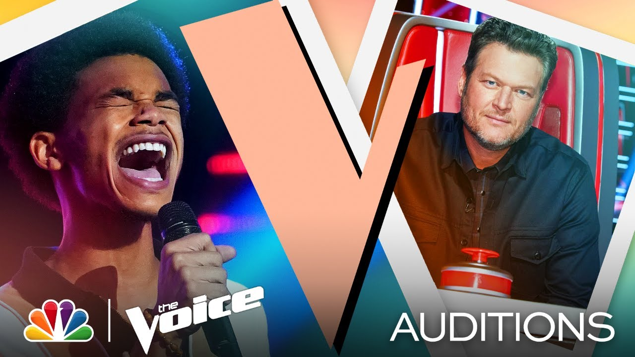 """Download Cam Anthony's Smooth Performance of Sam Smith's """"Lay Me Down"""" - The Voice Blind Auditions 2021"""