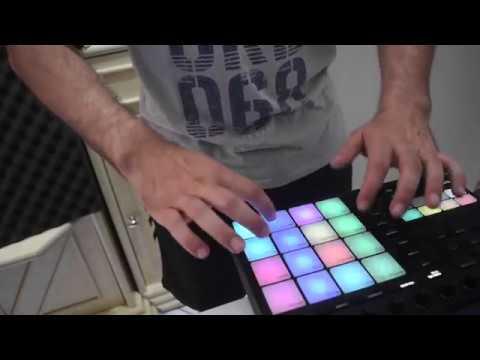 Maschine MK3 - Summer Electro (Bass Kleph)