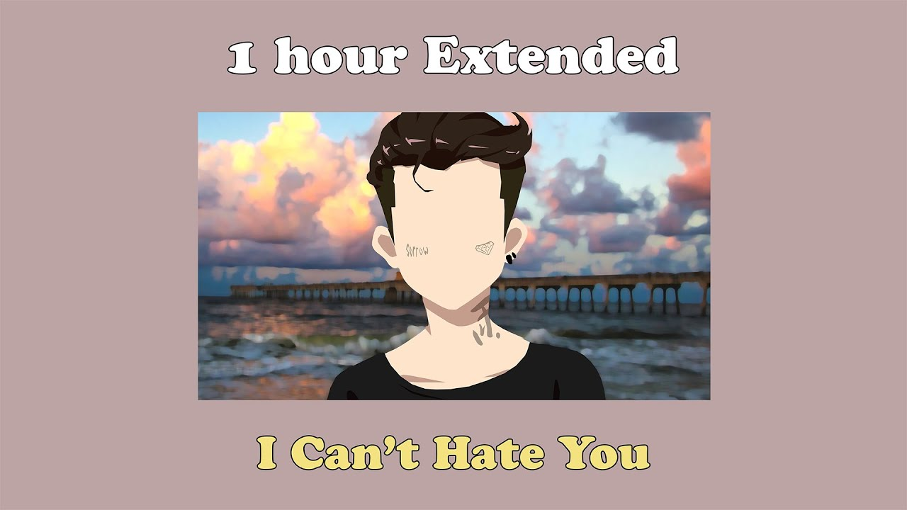 Kayou. - I Can't Hate You (feat. Yaeow) 1 Hour Extended