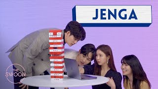 Download Cast of Run On plays Jenga [ENG SUB]