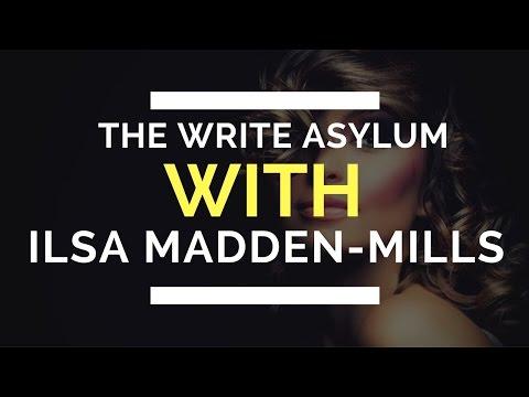 The Write Asylum Ilsa Madden-Mills