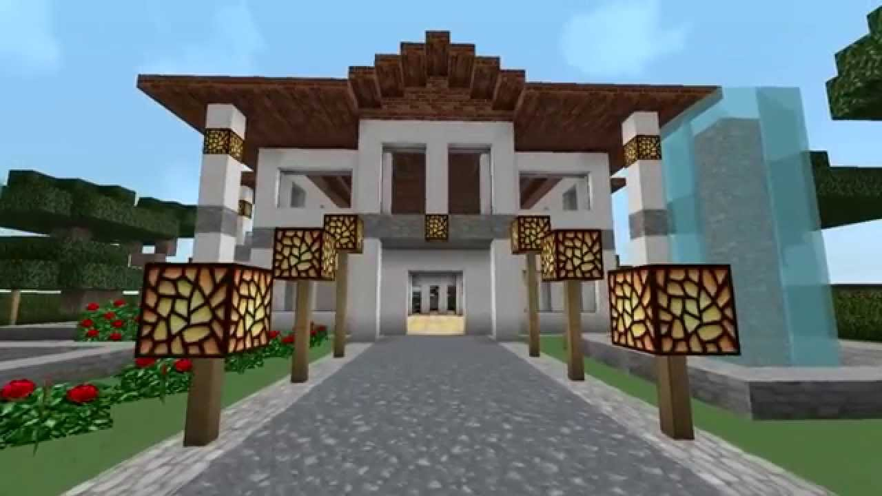 Minecraft Spielen Deutsch Minecraft Huser Bauen Videos Bild - Minecraft videos hauser bauen
