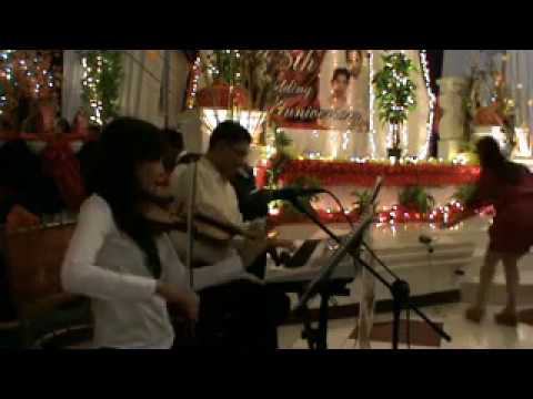 SOMEWHERE IN TIME (DUO) String Quartet Manila Philippines WEDDING MUSICIANS - LIVE MUSIC EVENTS