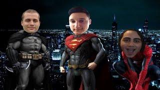 KRADU MI MOCI! ROBLOX SUPER HERO TYCOON