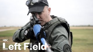 Police Learn Military Combat Techniques to Fight Off Active Shooters | NBC Left Field