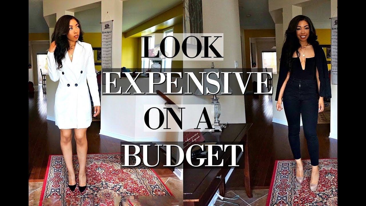 66746d0d7e HOW TO LOOK EXPENSIVE   BOUJEE ON A BUDGET - BOOHOO TRY ON HAUL ...
