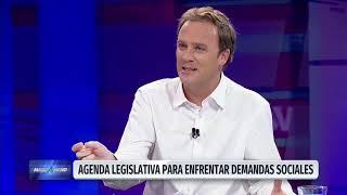 Ministro Ward sobre partidos políticos: 'Sería imperdonable no llegar a un acuerdo'