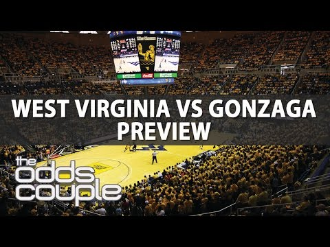 West Virginia vs Gonzaga | The Odds Couple | College Basketball Picks With Joe Gavazzi