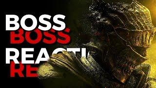 Boss Reactions Dark Souls 3 Soul Of Cinder