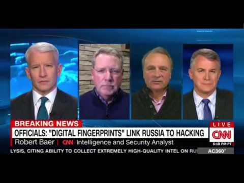 Michael Doran on Anderson Cooper about Russia, Trump, hacking
