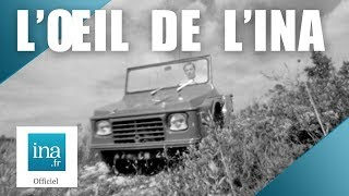 1968 : La nouvelle Citroën Méhari | L'Oeil de l'INA
