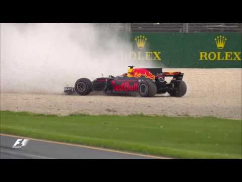 2017 Australian Grand Prix: Qualifying Highlights
