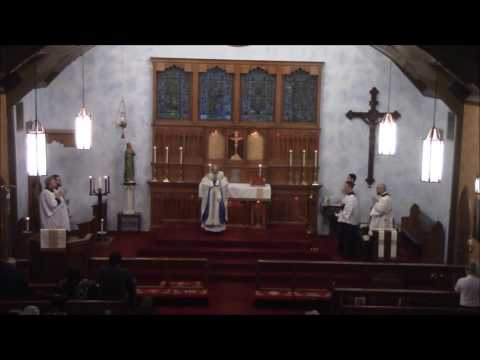 Holy Mass - Immaculate Conception - December 8th, 2016