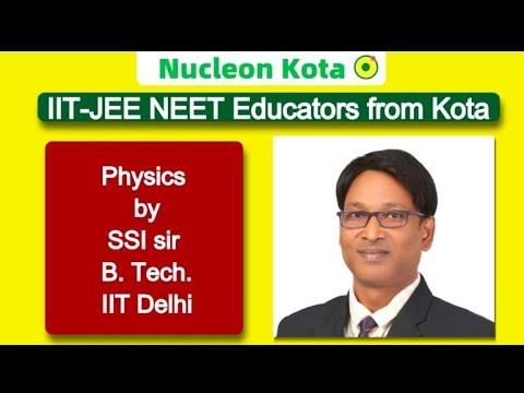 Geometrical Optics -01 -A / IIT JEE physics by SSI sir B.Tech. IIT Delhi Ex. Resonance Kota faculty