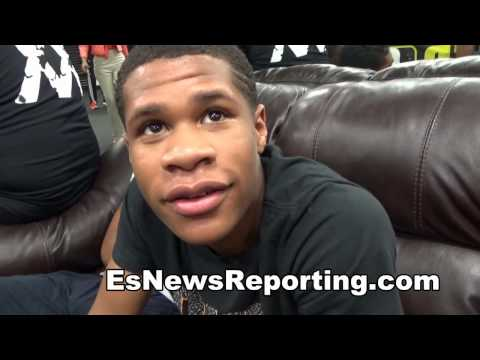 boxing prodigy devin haney to turn pro in 3 months - EsNews