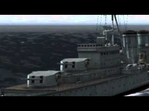 Atlantic Fleet gameplay trailer