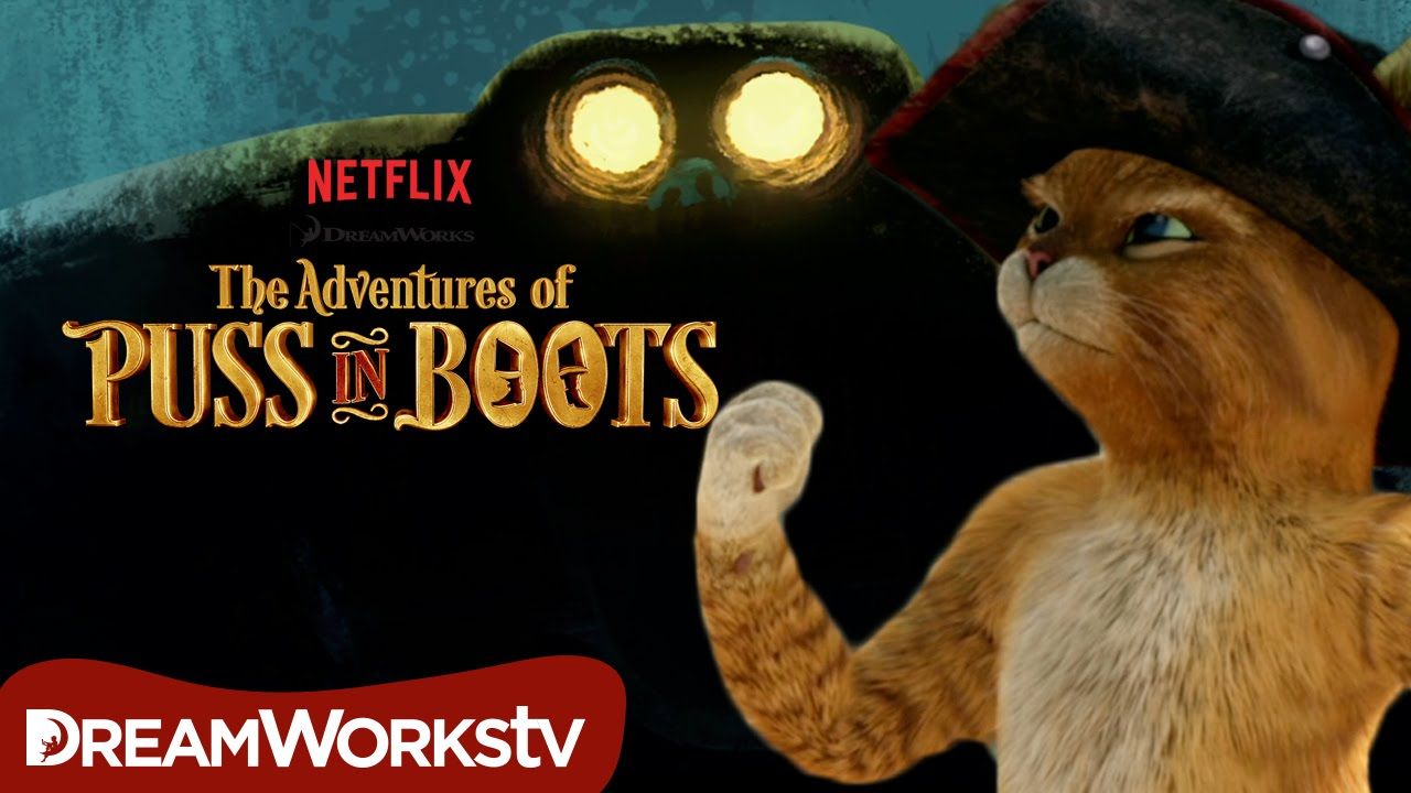 golem | the adventures of puss in boots - youtube
