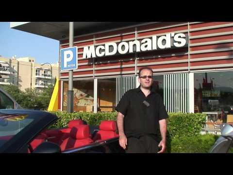 Vince Stanzione- McDonald's Stock Tip