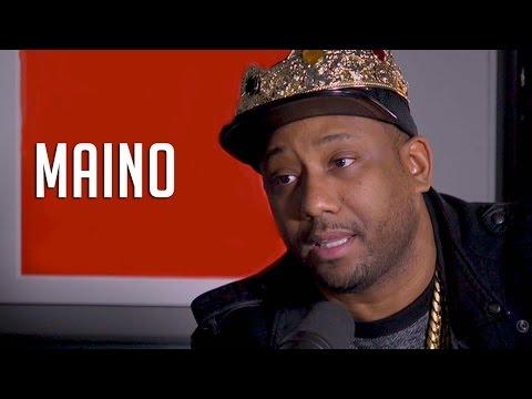 Maino talks Checks, Trinidad James + Porn Star Allegations!