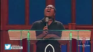 Brandon Gray (vocal beast) - Church Medley