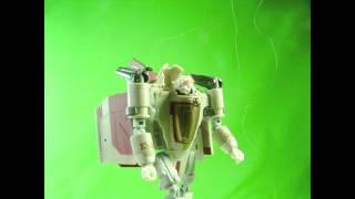 Star Wars Transformers Clone Pilot V-19 Torrent Starfighter