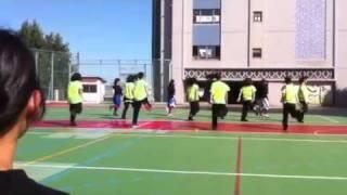 中学一年生の学校行事.