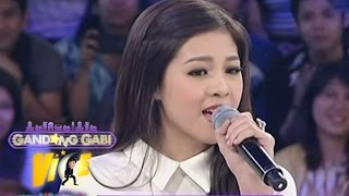 Gambar cover Janella Salvador sings My All on GGV