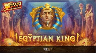 EGYPTIAN KING (ISOFTBET) ONLINE SLOT