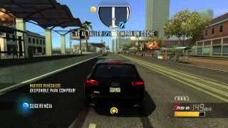 Driver San Francisco Gameplay Comprando el primer coche 1080p