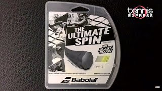 Babolat RPM Blast Rough Tennis String Review | Tennis Express