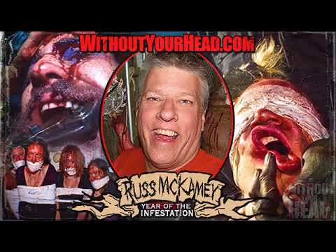 Russ McKamey of McKamey Manor interview Without Your Head Horror