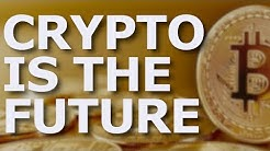 Crypto Market Rallies, Bitcoin Bailout, The Future Of Money, TRON IEO & Crypto Trading Approval