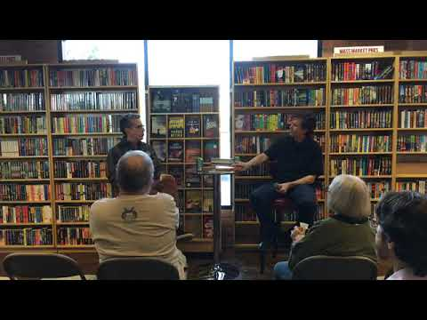 Jonathan Lethem discusses THE FERAL DETECTIVE with Patrick Millikin