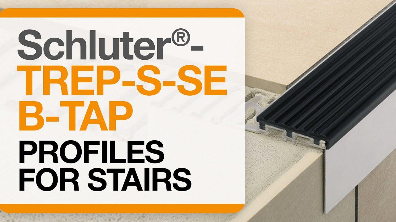 Schluter Tile Stair Nosing