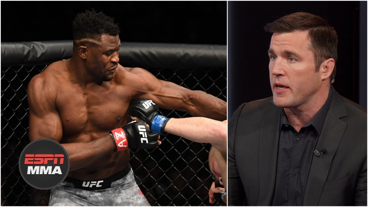 Has Francis Ngannou been overlooked? Is he the 'real deal'? - Chael Sonnen, Ariel Helwani | ESPN MMA