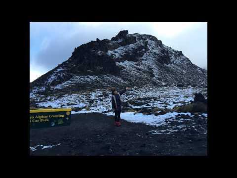 통가리로 알파인 크로싱 2015, 뉴질랜드(Tongariro Alpain Crossing, NZ)