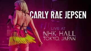 Carly Rae Jepsen - Live At NHK Hall Tokyo 2019 *HD* (The Dedicated Tour)