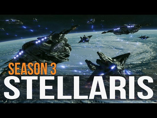 Stellaris Season 3 - #12 - The Hive Fleet Returns