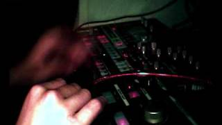 Untitled track Break Beat Brad Microkorg esx-1