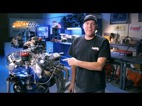 Single Vs. Dual Plane Intake Shootout! - Engine Masters Preview Ep. 33