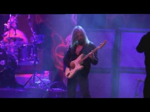 Axel Rudi Pell - The Temple Of The King(Rainbow´s cover, Live Over Europe)