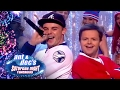 Ant & Dec Sing Let's Get Ready to Rhumble - Saturday Night Takeaway