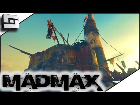 Mad Max Gameplay - OIL WELL! ( Walkthrough ) Part 12